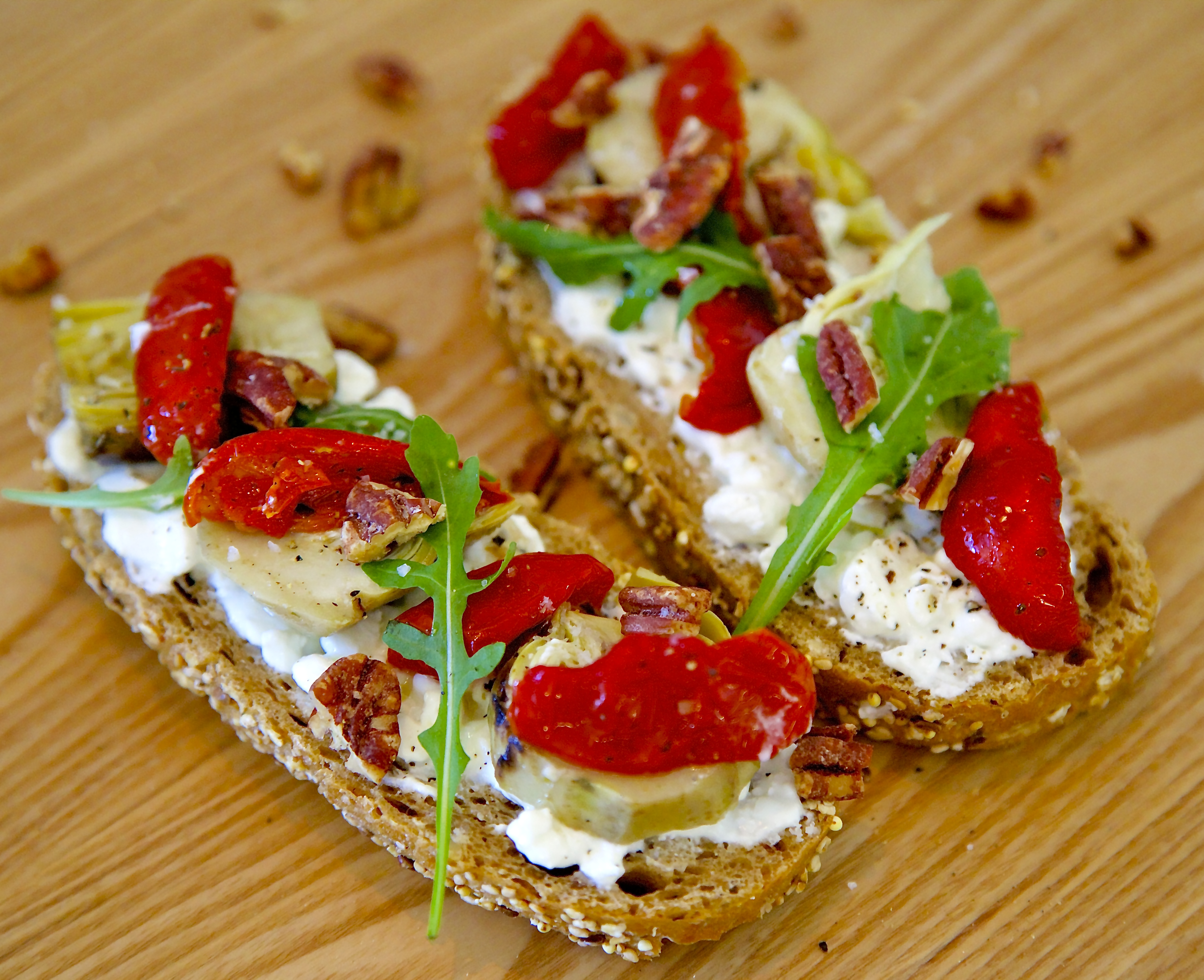 Are You Also Fond Of Belgian Tartines Gourmet On Board 169