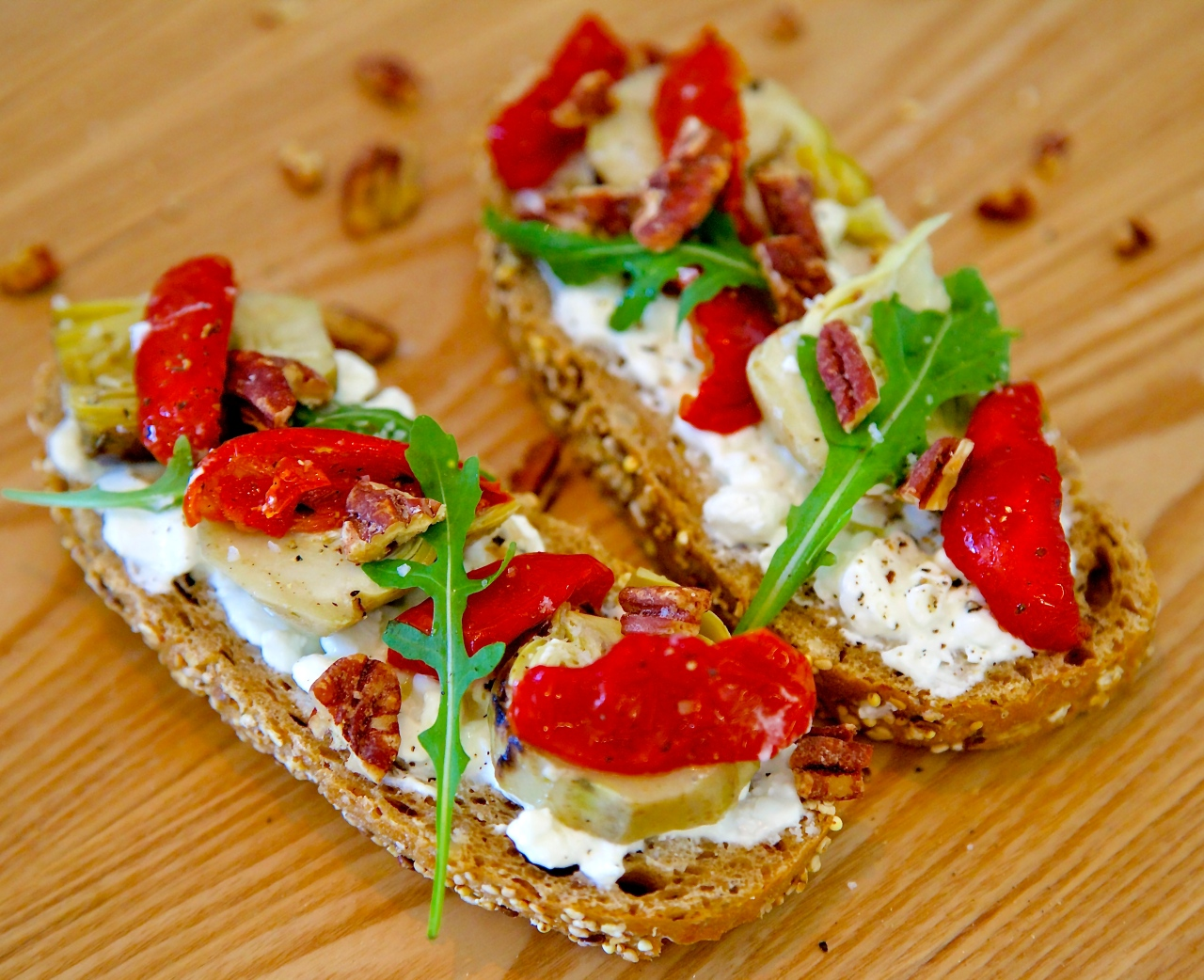 "Are you also fond of Belgian ""tartines""?!"