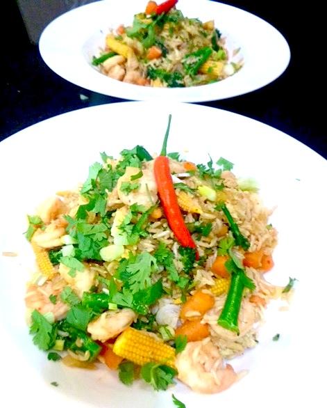 Dubai spiced stir fry2